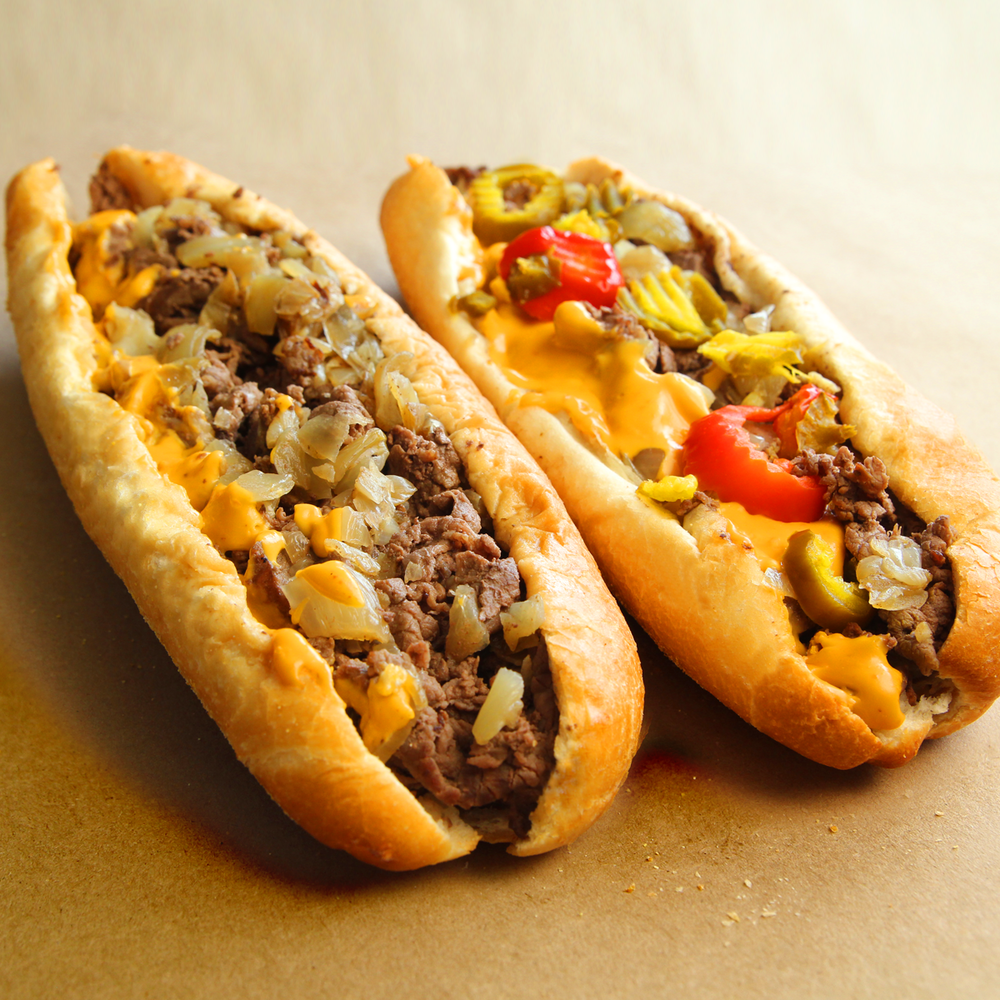 Jim's Philly Cheesesteaks