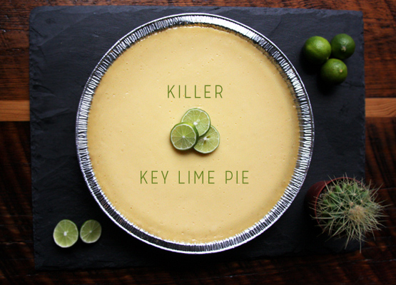 MikesPies Key Lime Pie