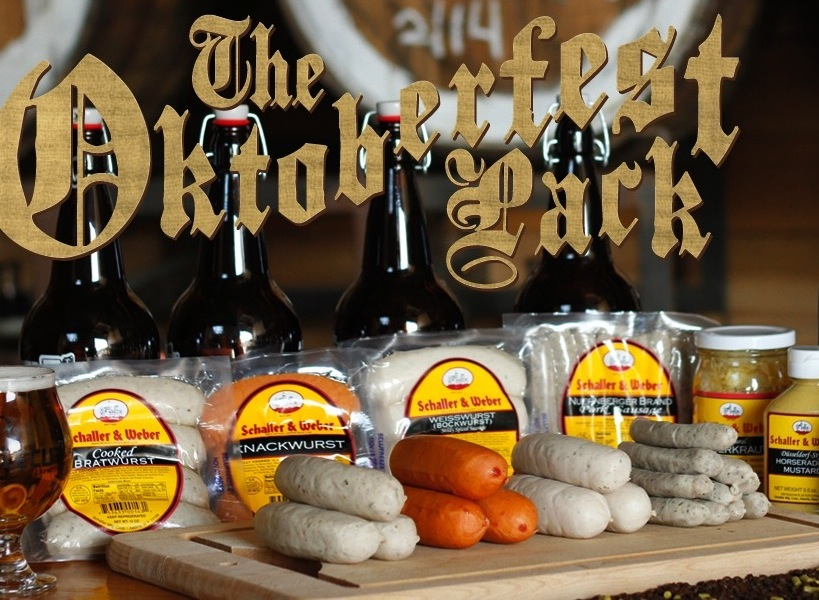 Oktoberfest Pack - Feast for 8-10 People