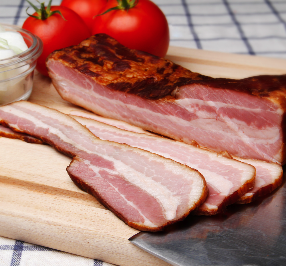 Double Smoked Bacon - 2 to 5 Pounds