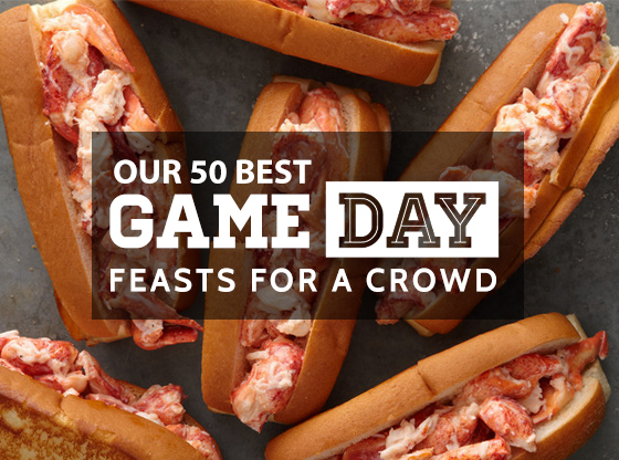 50 Best Game Day Feasts