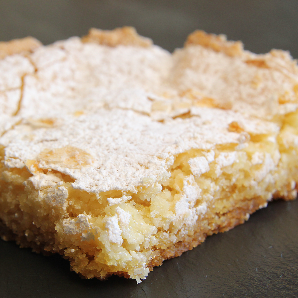 Gooey Butter Cake In St Louis Mo