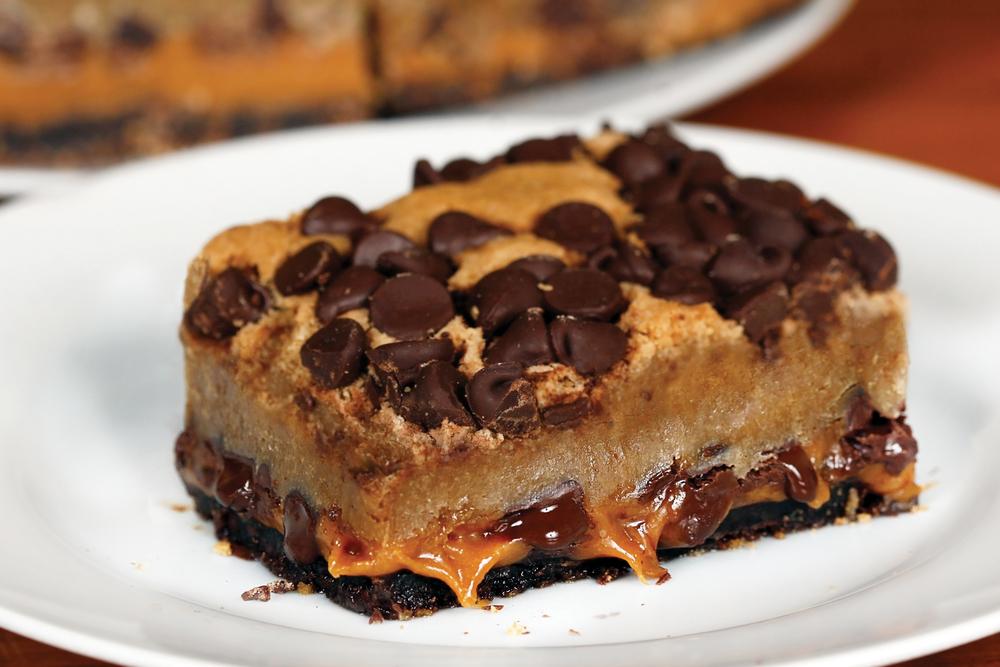 Triple Layer KILLER Brownies