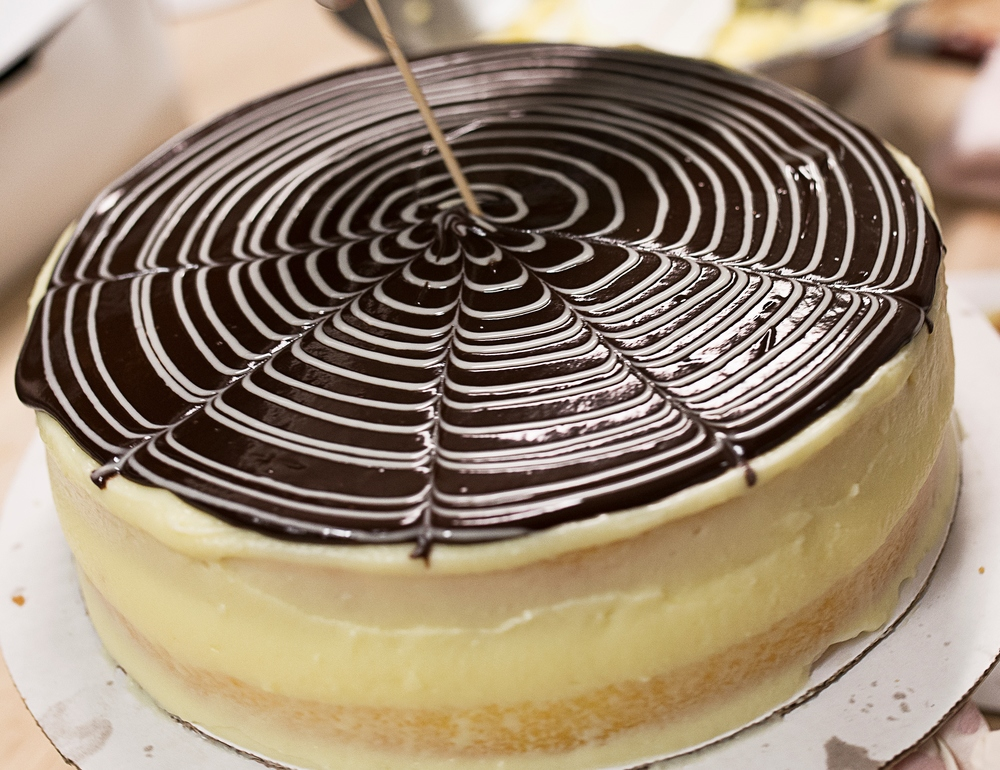 The Original Boston Cream Pie