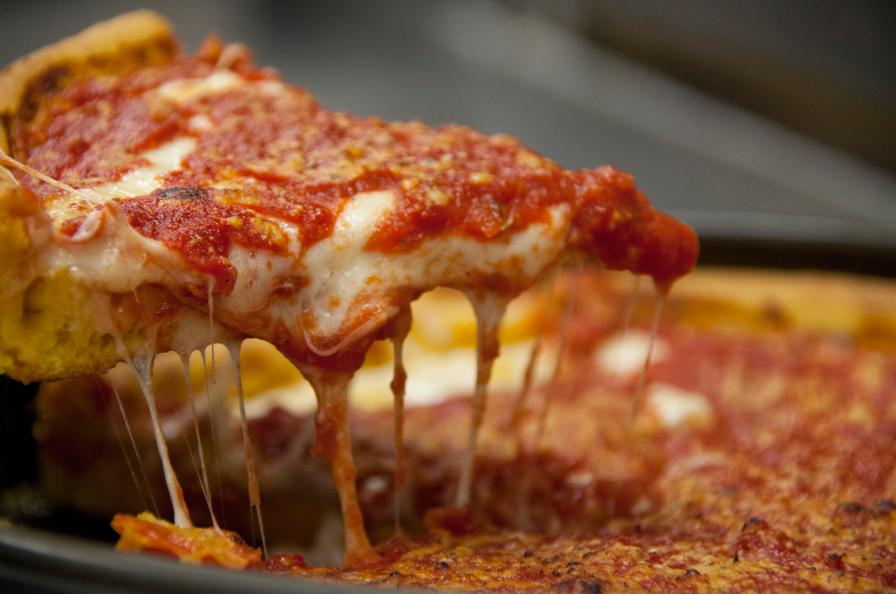 Gino's East Deep Dish Pizza