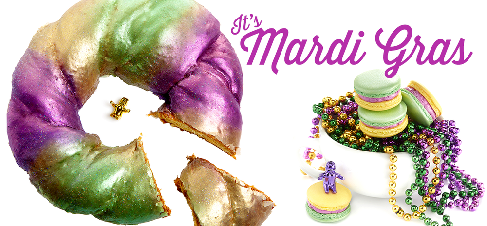 Mardi Gras Treats from NOLA