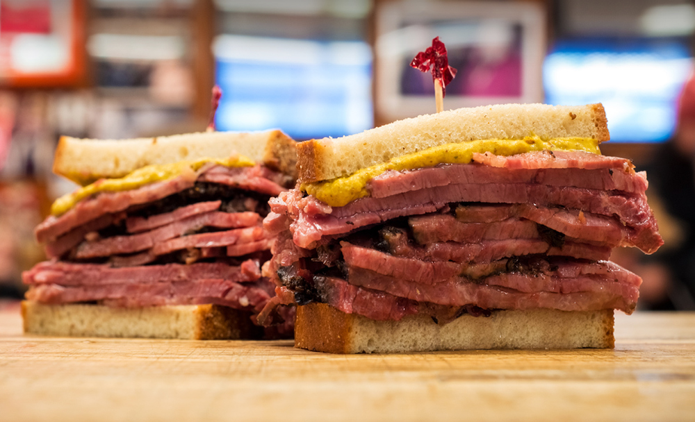Iconic American Sandwiches