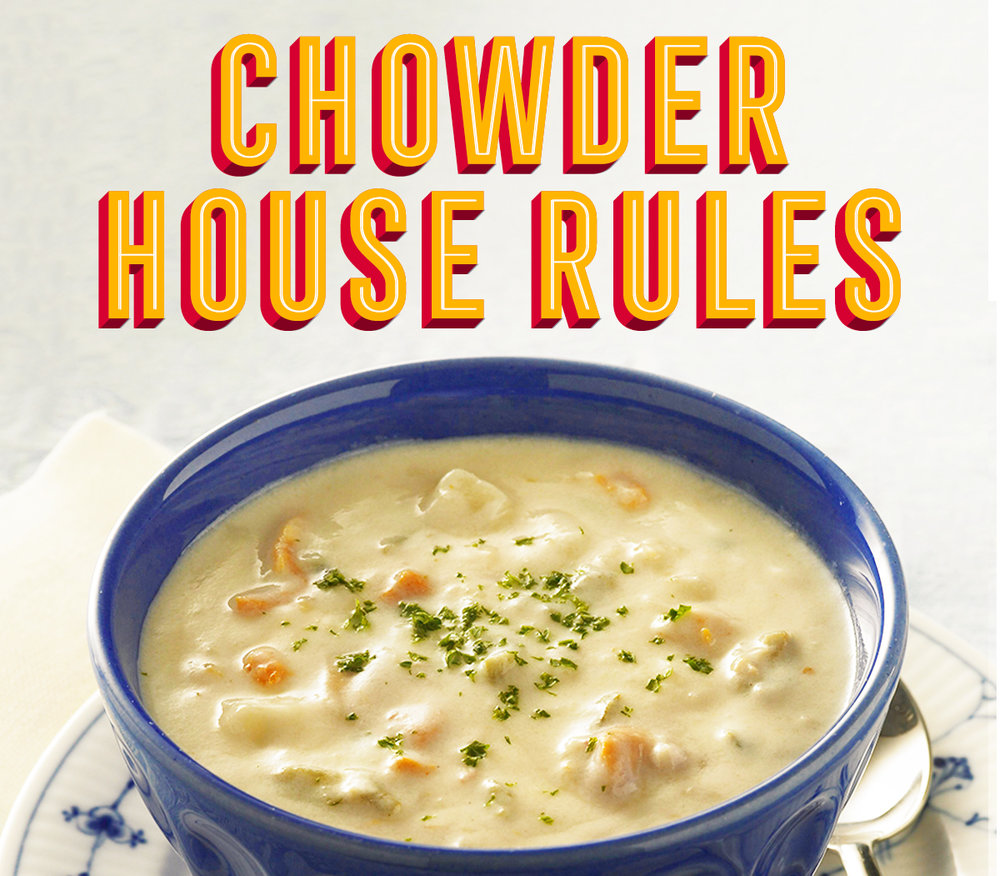 Ivar's Northwest-Style Seafood Chowders