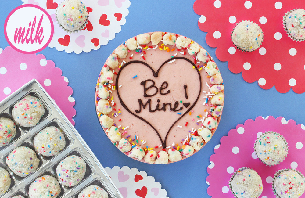Milk Bar Valentine's Day Sweets