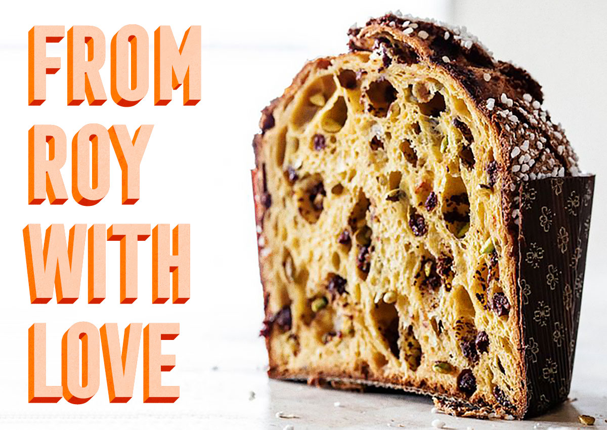 Easter Panettone Shipped Nationwide