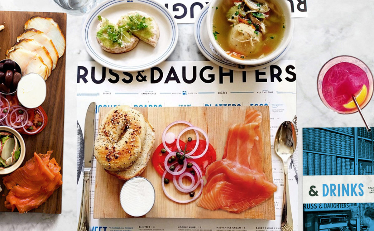 Russ & Daughters Ships Nationwide