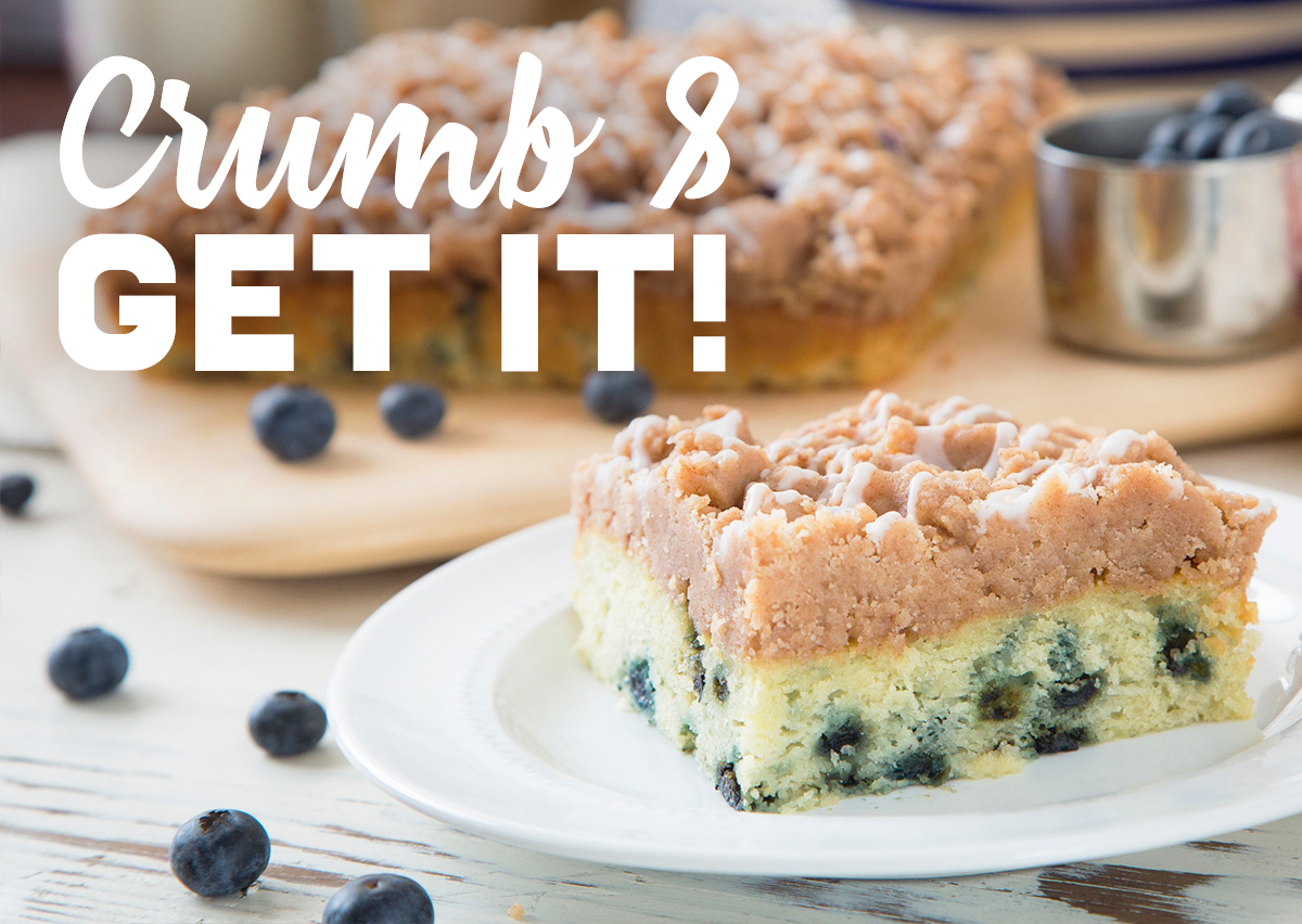 Nene's Crumb Cakes Shipping Nationwide