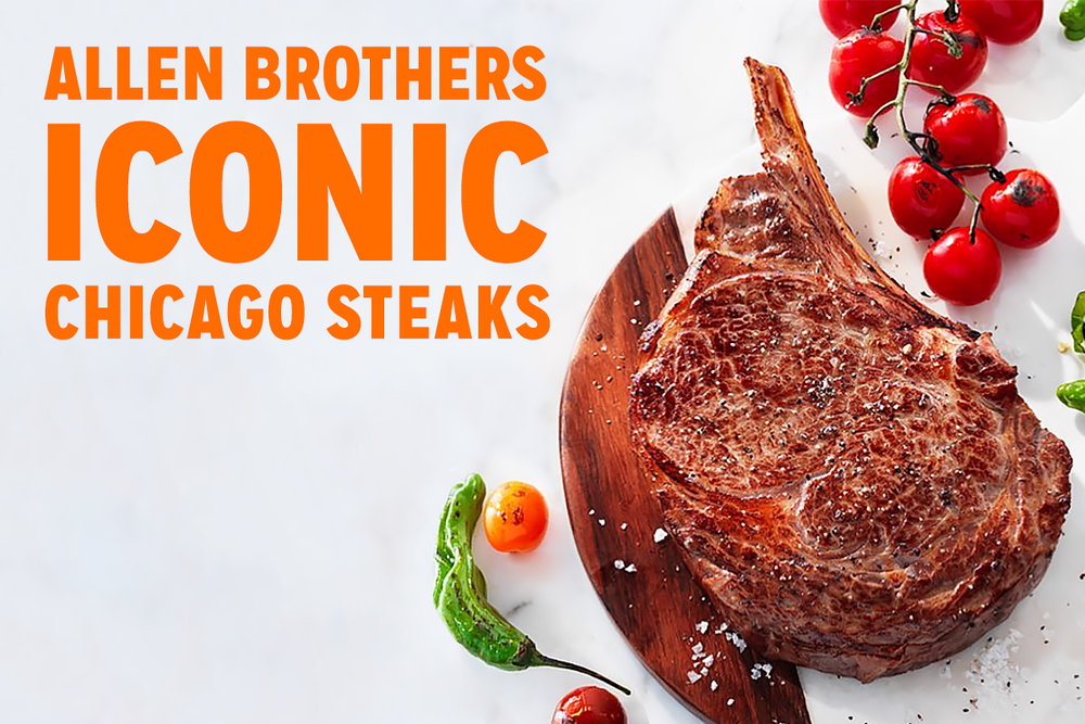 Allen Brothers Steaks Shipped Nationwide