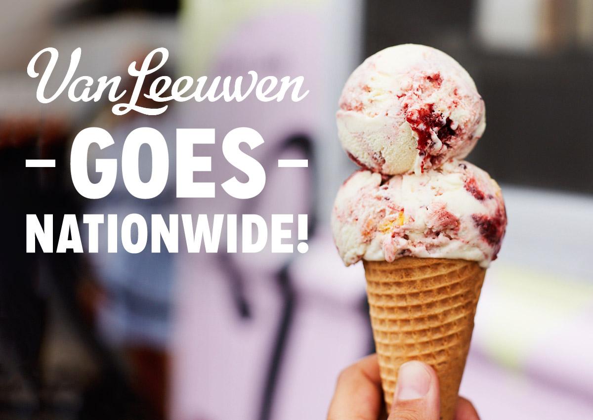 Van Leeuwen Artisanal Ice Cream Shipped Nationwide