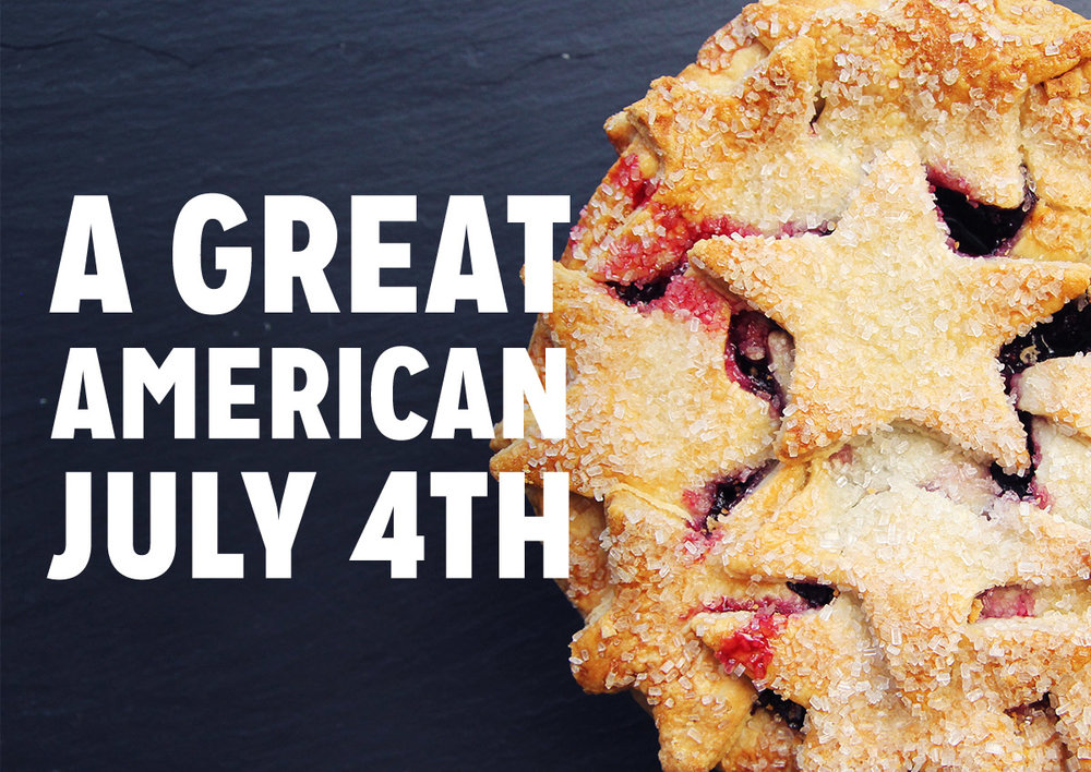 Fourth of July Feasts