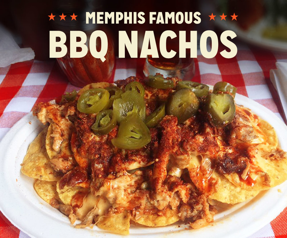 Memphis Pulled Pork Nachos Shipped Nationwide