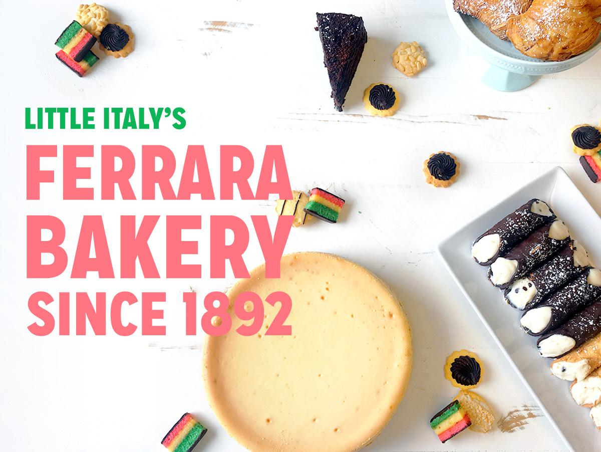 Ferrara Now Shipping Nationwide