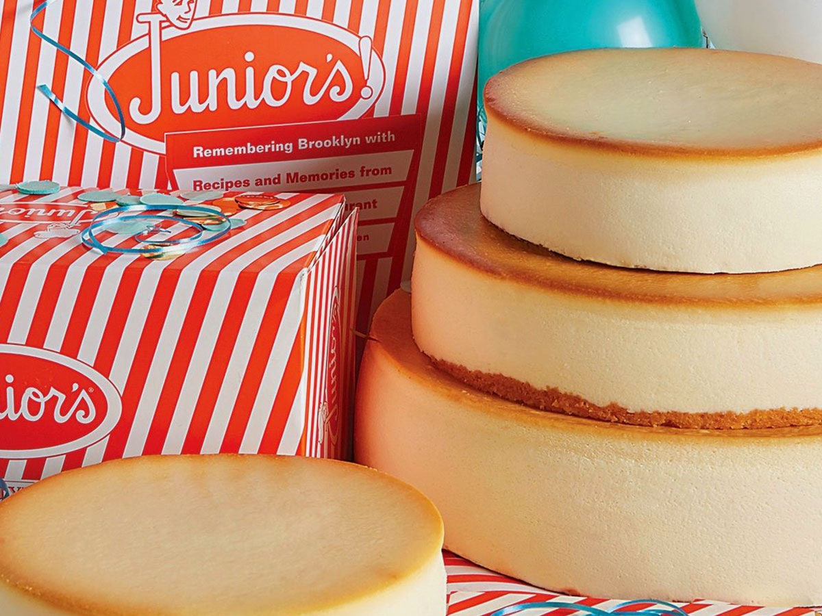 Junior's Cheesecakes Go Nationwide