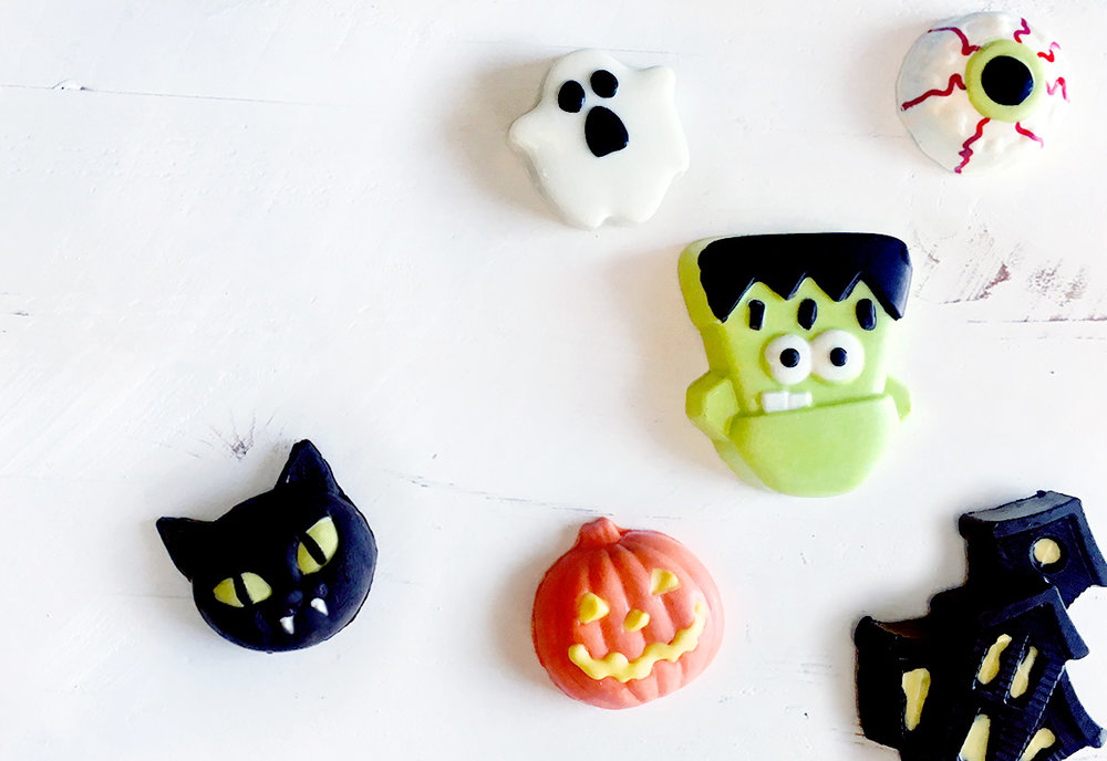 Monster Halloween Treats