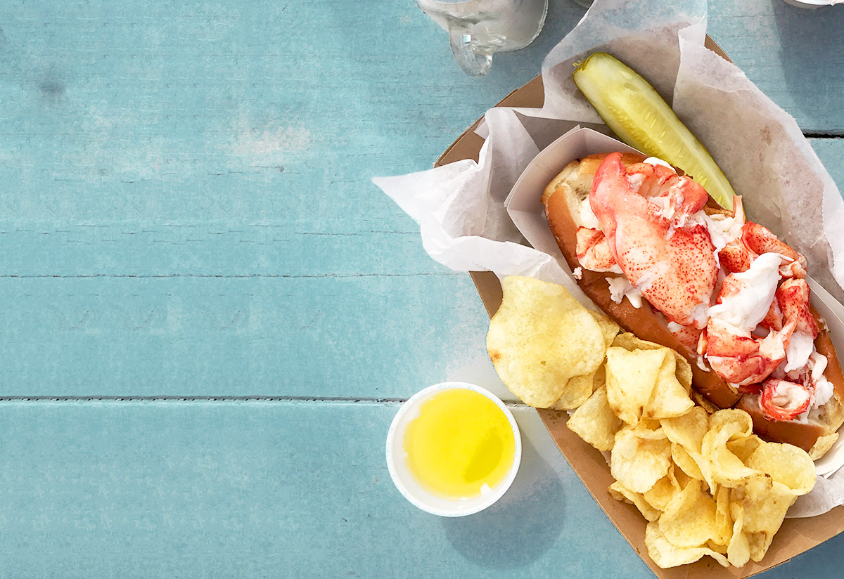 McLoons Maine Lobster Rolls