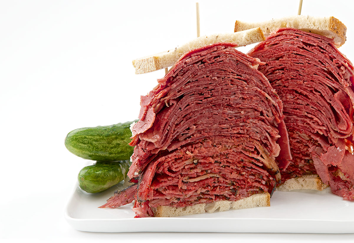 NYC's Carnegie Deli Ships Nationwide