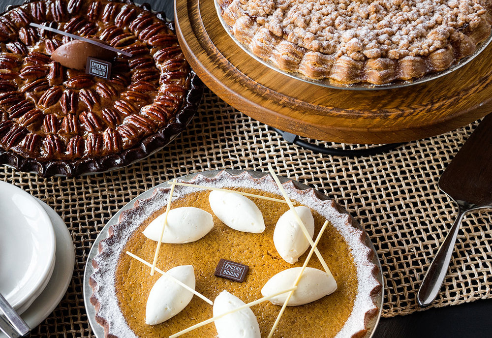 Épicerie Boulud Thanksgiving Pies