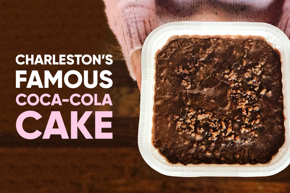 Coca-Cola Cake Shipped Nationwide