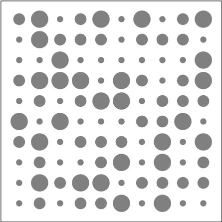 Three circles. -