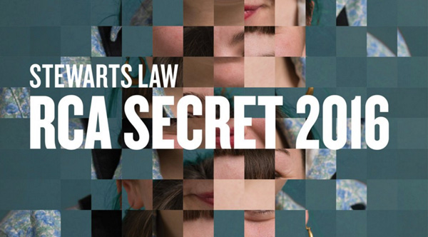 It's time for the annual RCA Secret 2016 postcard show at the Gulbenkian Galleries, Darwin Building, Royal College of Art, Kensington Gore London SW7 2EU, UK. Exhibition from the 8–15 April, 11am – 6pm and 13 & 15 until 8pm. Sale of postcards on 10 April, 8am – 6pm and 11–15 April, 11am – 6pm.