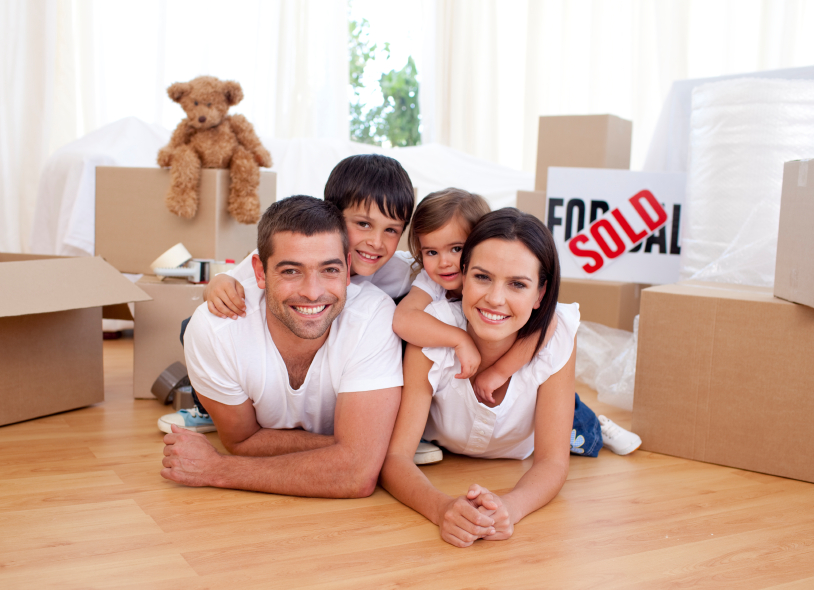 Having everyone in your family involved can make the process of moving that much easier and more enjoyable.