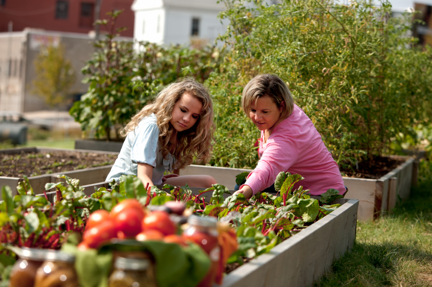 Home gardening can be a great way to engage with your family and spend time outdoors