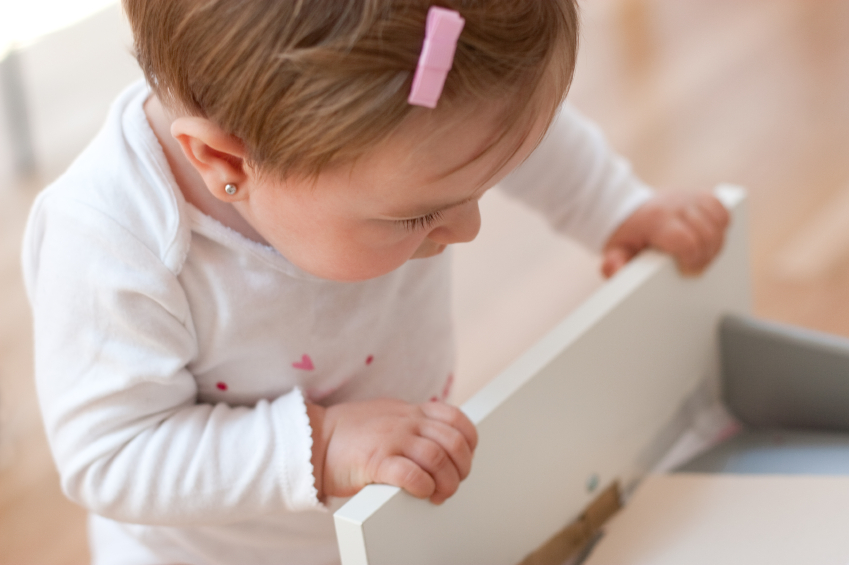 Childproofing your home is essential in order to make sure they stay safe.