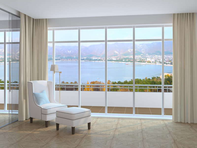 Window treatments change the facade of bland windows to make them a feature. The tips will provide the best options