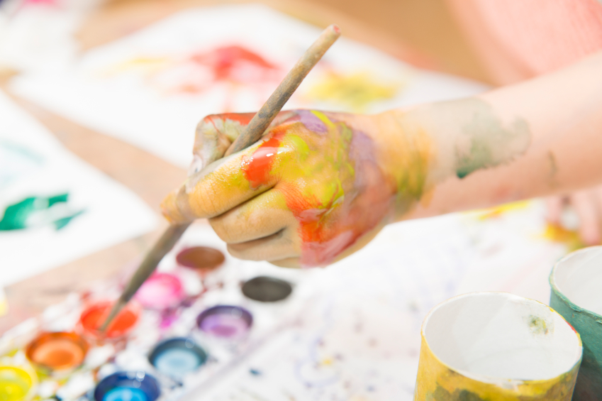 Kids arts and crafts can be a great way to keep them inspired, thinking creatively and enjoying their time inside.