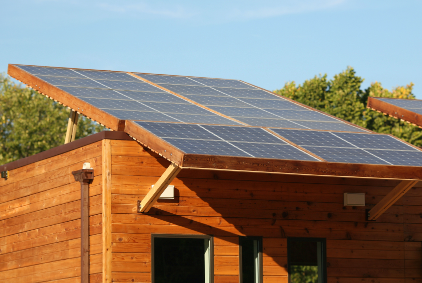 Solar panels can add a new dimension and ensure you cut down on energy expenditure.
