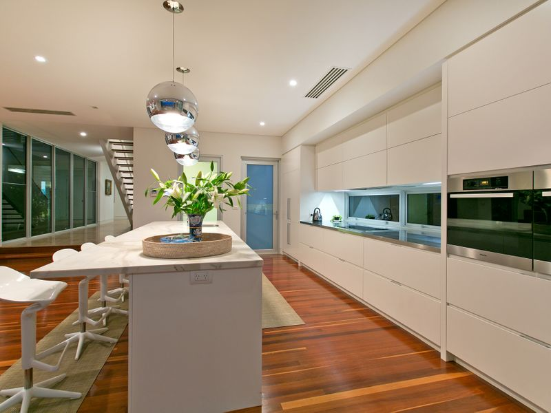 A beautiful kitchen can add thousands on to a homes value