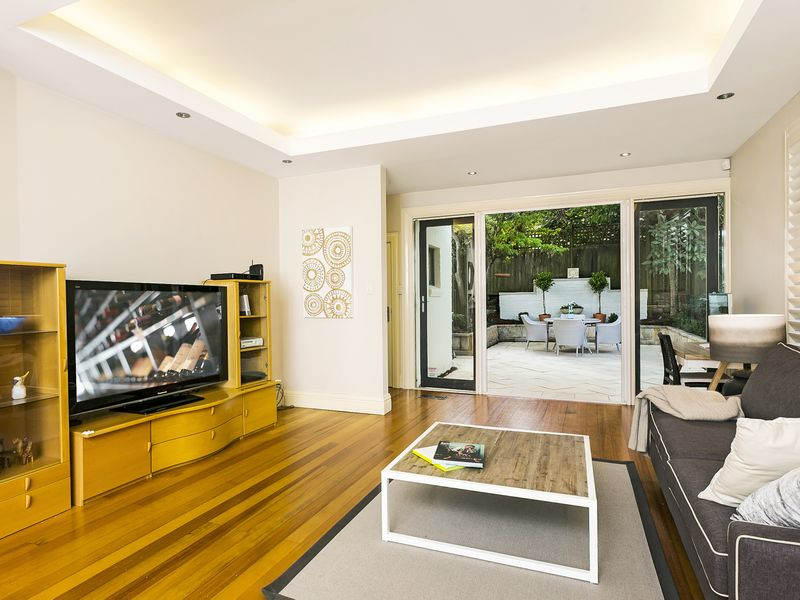 Some interior DIY done in Mosman. View  here