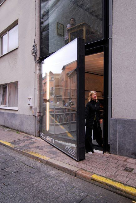 Keep an eye on the best doorway designs on our Pinterest page here