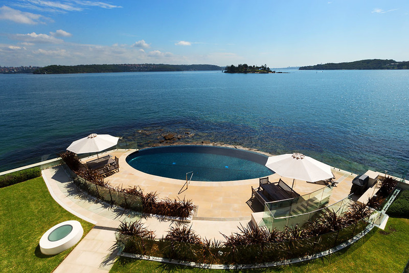 The poolside set up at 1/62 Wunulla Road Point Piper- Currently for rent on Homely.
