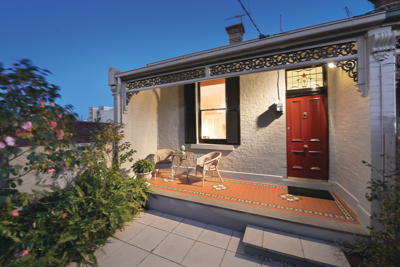 A cute little home located at 34 Bowen Street, Richmond.
