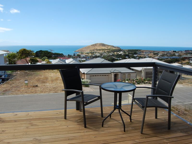 You can rent 40 Wright Terrace, Encounter Bay for $210 a night, just around the corner.