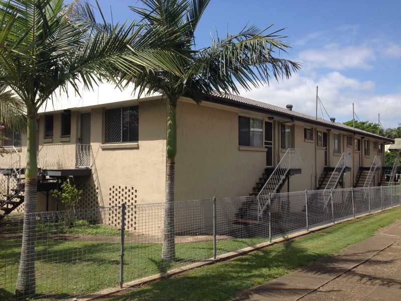 This 8 apartment complex is now on the market in Brisbane, what would you pick?