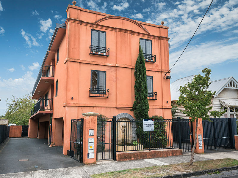 Now available to rent: 4/9 Robert Street, Elwood, VIC