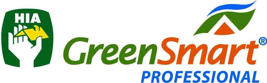 HIA 's GreenSmart logo