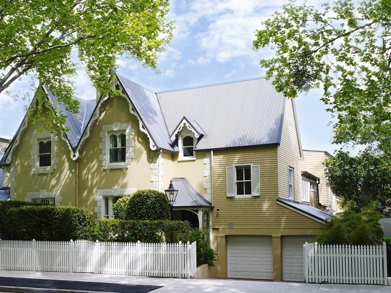 For sale: 82 Ocean Street, Woollahra, NSW.