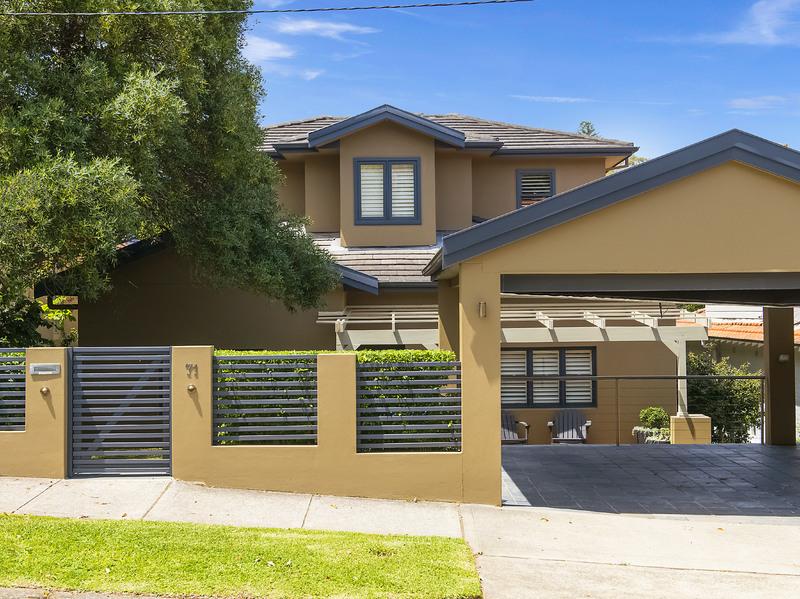 71 Clanalpine Street, Mosman, NSW.