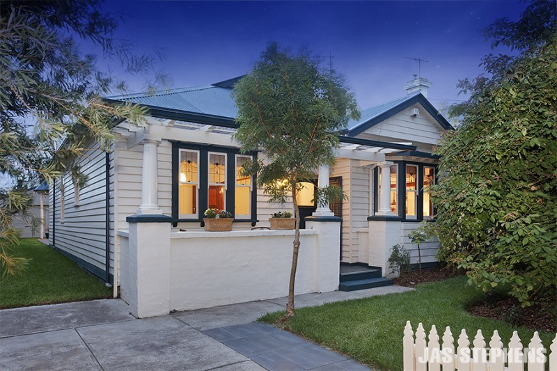 For sale: Stunning newly renovated home, 39 Stirling Street, Footscray, VIC, $980,000 plus.