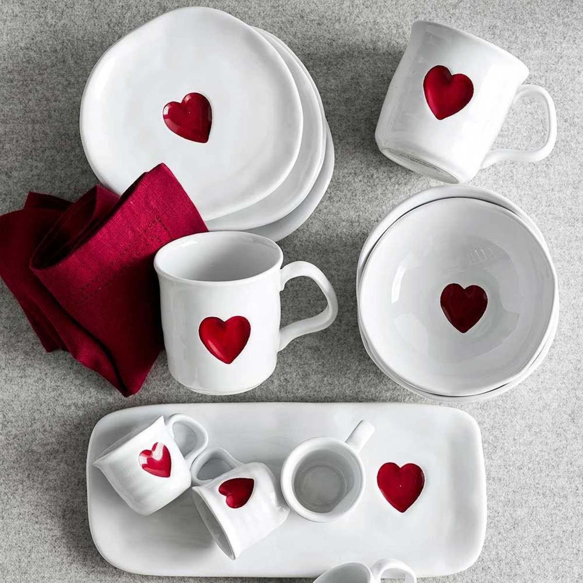 Valentine's Day Bowls by Williams-Sonoma , $12.
