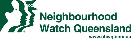 Neighbourhood watch QLD logo
