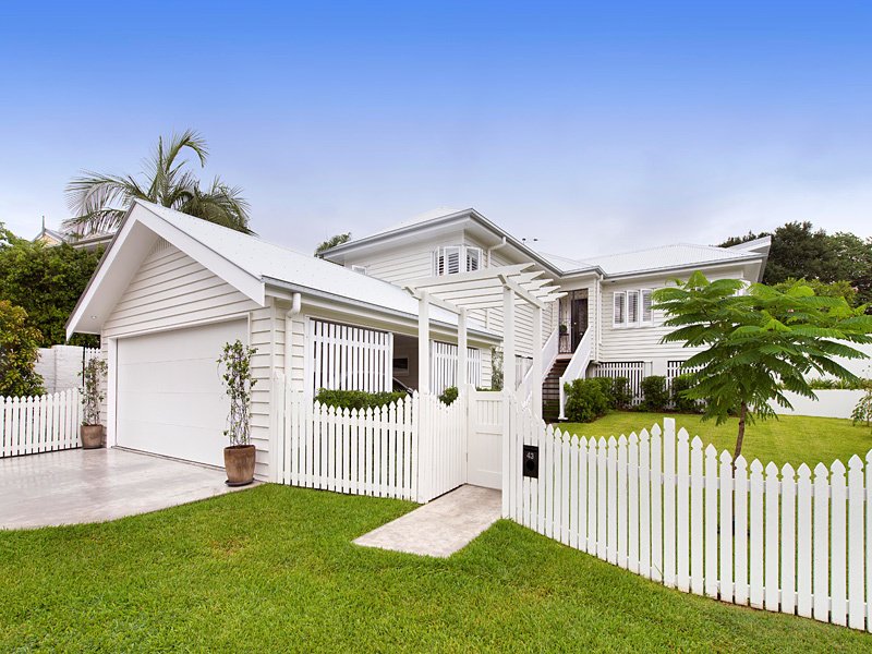 For sale: 43 Victoria Avenue, Chelmer, QLD.